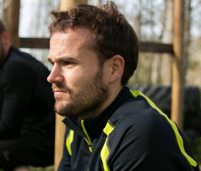 Stefan van den Berg
